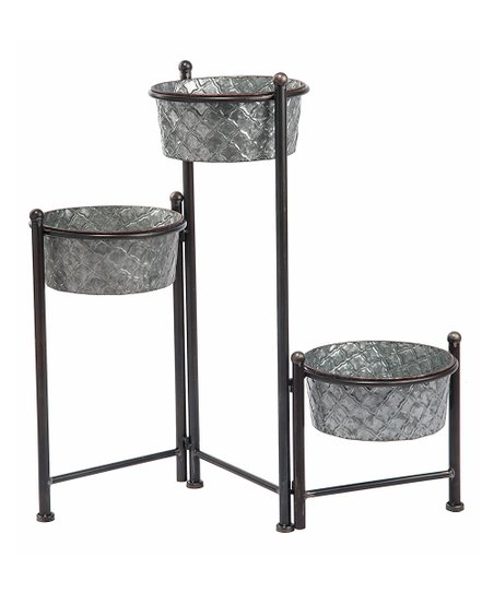 Love This Product Galvanized Three Tier Planter Stand