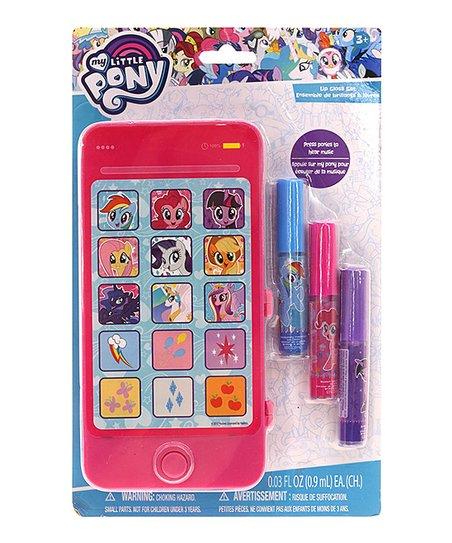 Townley Girl My Little Pony Lip Gloss Set