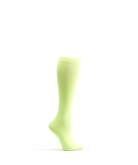 2ac85fb4133 love this product Neon Green Knee-High Socks