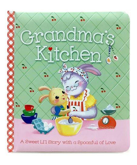 Cottage Door Press Grandma S Kitchen Board Book