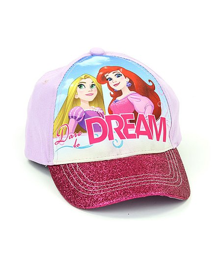 Disney Princess Lavender  Dare to Dream  Baseball Cap - Girls ba4743fc5d6