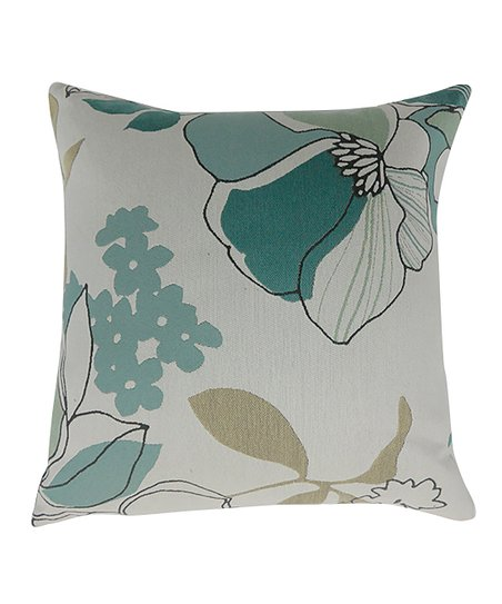 Serendipity Floral Outdoor Throw Pillow Set Of Two Zulily