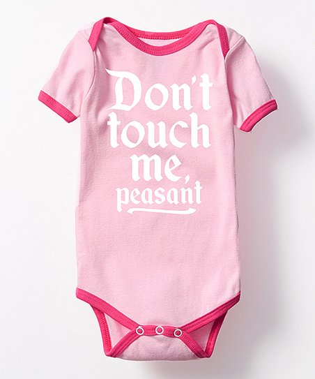 36cbe3e5aa love this product Pink   Fuchsia  Don t Touch Me