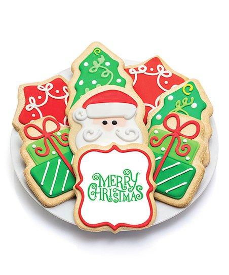 Corso S Cookies Merry Christmas Cookie Gift Box