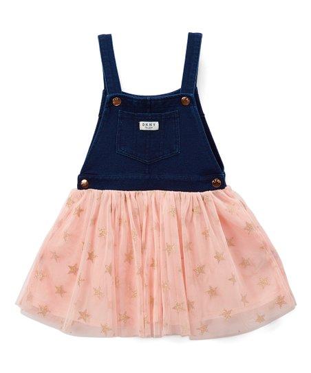 e06bc2c129 love this product English Rose   Denim Tulle-Skirt Jumper - Girls