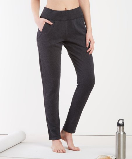 shop discount price reputation first HEAD Black Heather Skinny Joggers - Women