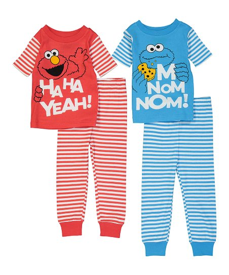 e50254b02d love this product Sesame Street Elmo   Cookie Monster Pajama Set - Infant