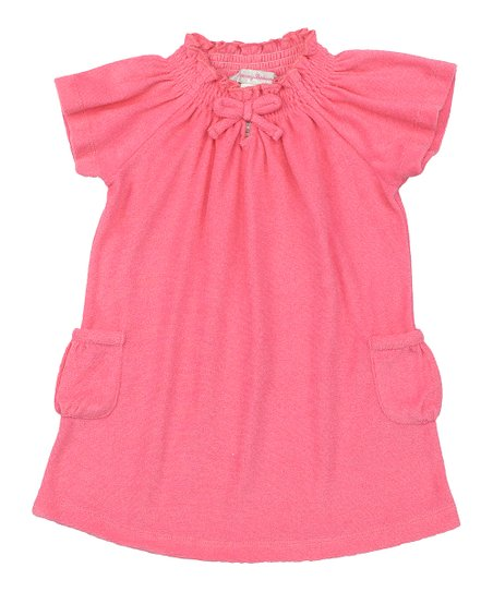 5ee464ea4f Tommy Bahama® Pink Pocket Swimsuit Cover-Up - Toddler | Zulily