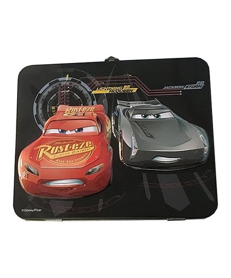 UPD Cars 3 Lunch Box & 24-Piece Puzzle