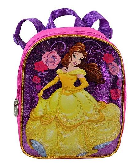 Global Design Disney Princess Belle Backpack