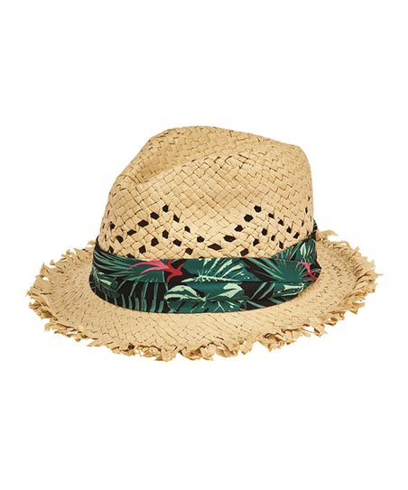 San Diego Hat Company Natural   Palm Fedora  a811f2476d7