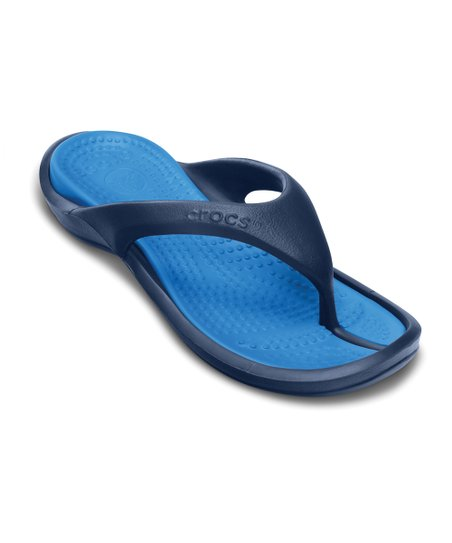 c74a836017e1c love this product Navy   Ocean Athens II Flip-Flop - Adult