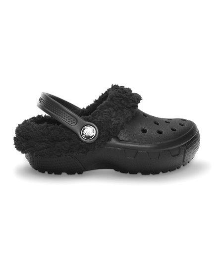36e26afc34 Crocs Black Mammoth EVO Clog - Kids | Zulily