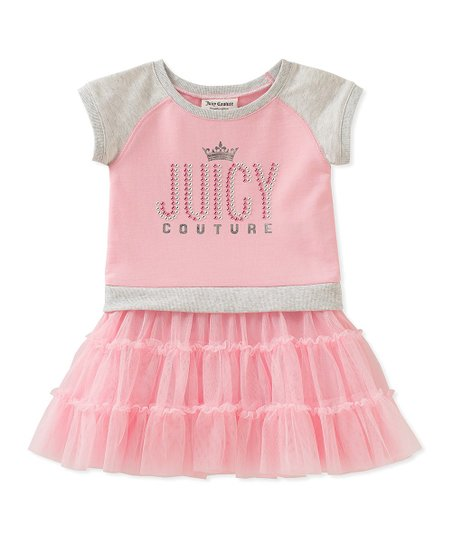 love this product Pink  Juicy  A-Line Dress - Toddler e15f419ff4