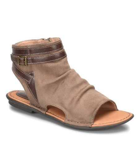 8eea34a10dfc love this product Taupe Elize Sandal - Women