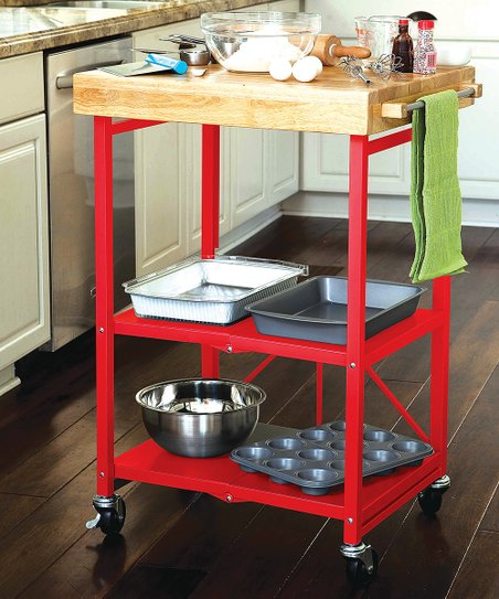 Origami Kitchen Islands and Carts | HSN | 543x452
