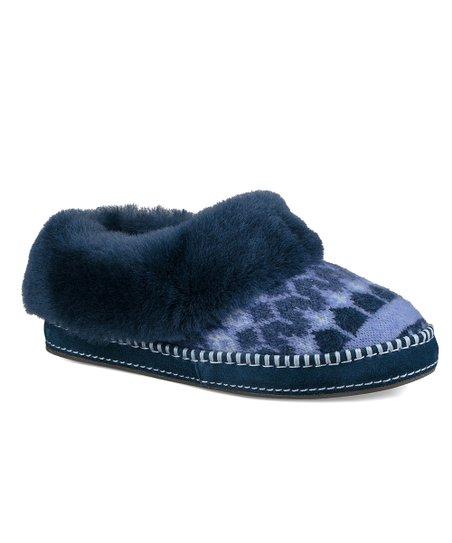 6b6da4e85 love this product Navy Wrin Icelandic Slipper - Women