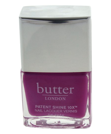 butter LONDON Sweets Patent Shine 10X Nail Lacquer | Zulily