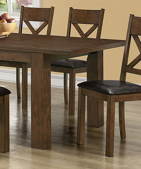 Monarch Specialties X-Back Dining Chair - Set of Two  c8f556ceb