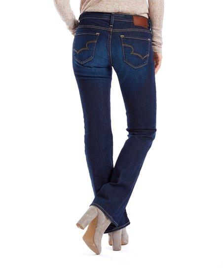 59df3e64648 Big Star Denim Olympia Medium Hazel Mid-Rise Bootcut Jeans | Zulily