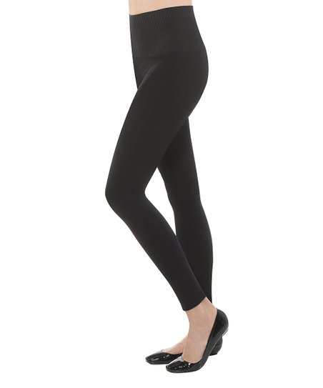 03f0fcd6282 SPANX® by Sara Blakely Spanx Takes Off Shaping Leggings - Black
