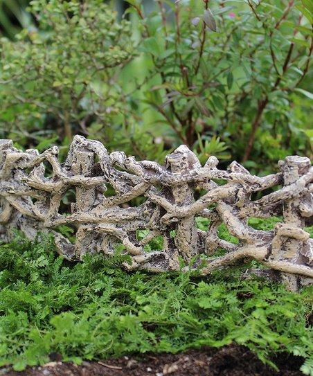 Wholesale Fairy Gardens Birch Fence Garden Decor Zulily