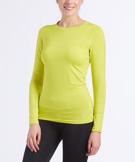 Tommie Copper Womens core Long Sleeve Crew Shirt