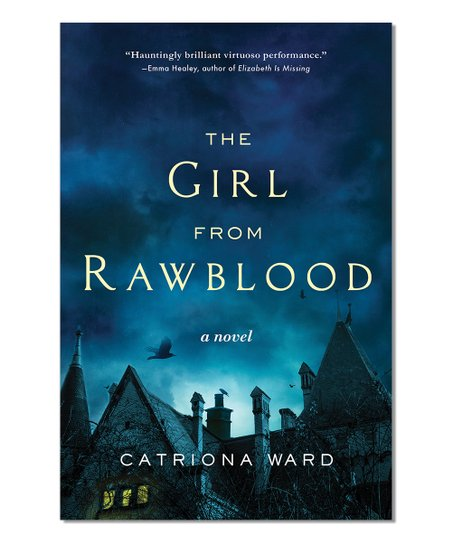 Sourcebooks Trade The Girl from Rawblood Paperback