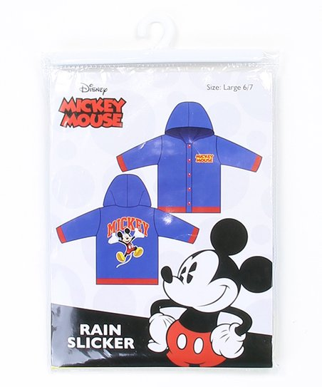 dcf4f7b02 love this product Mickey Mouse Raincoat - Boys