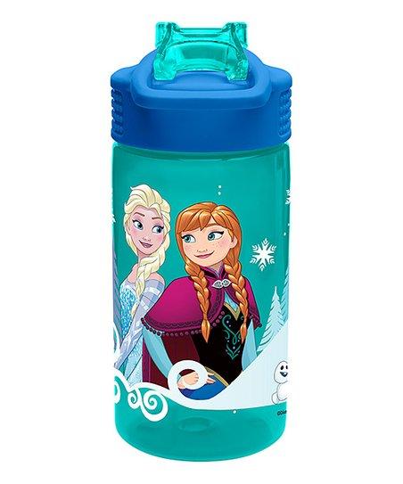 11fc525c62 Zak Designs Frozen Anna & Elsa 16-Oz. Water Bottle | Zulily