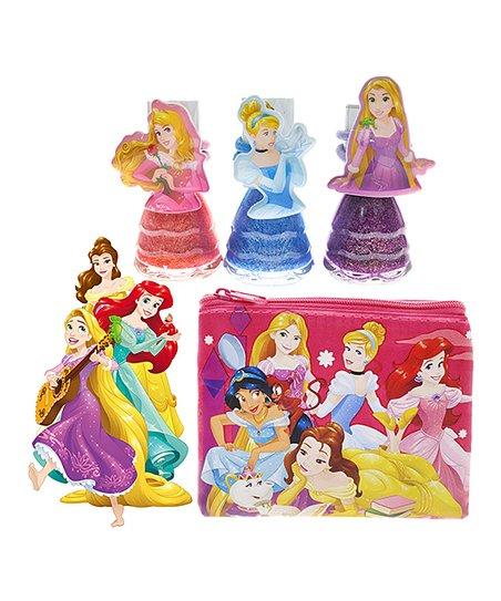 Townley Girl Disney Princess Nail Polish Set