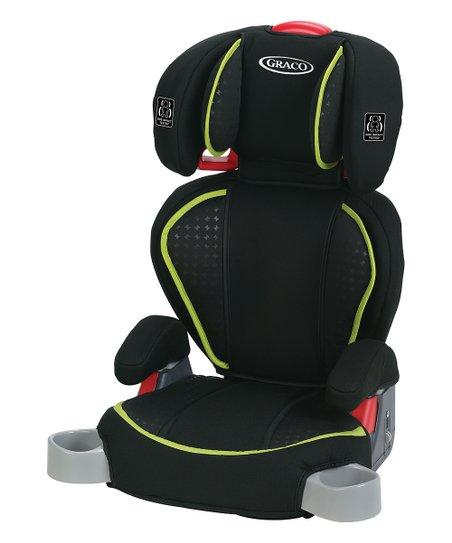 Black Green My Ride 65 Car Seat