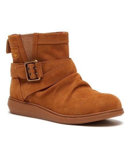 6fa8db72baff98 Rocket Dog Chestnut Suede Mint Ankle Boot - Women