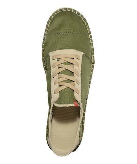 e33080cbba98 Havaianas Green Terere Origine Sneaker II Espadrille - Women
