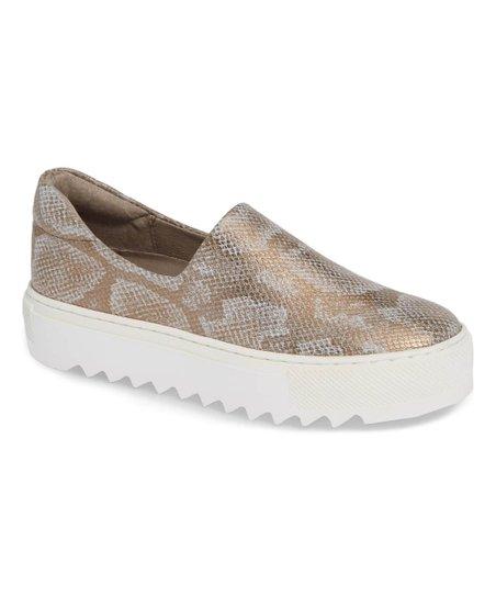 J/Slides Bronze Sage Slip-On Sneaker