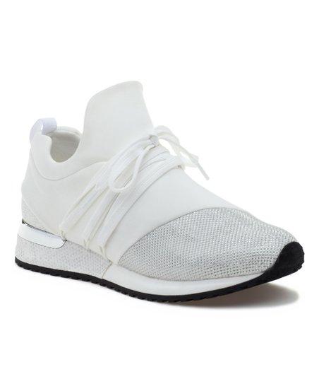 dcac446aa6495 J/Slides White Zorro Training Shoe - Women