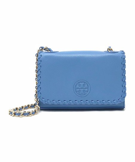 e50fac233ae love this product Montego Blue Marion Mini Leather Crossbody Bag