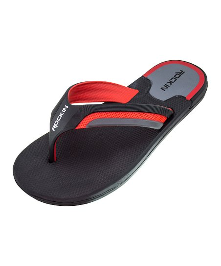 e7a048e630e1 love this product Red Sport Flip-Flop - Men