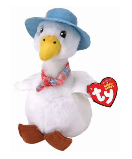 love this product Peter Rabbit Jemima Puddle Duck Beanie Babies Toy f6bf91af81