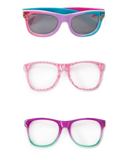 Starlight Accessories Shimmer And Shine Sunglasses Frames Set Zulily