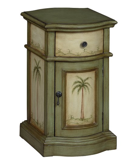 Coast To Palm Tree Accent Chest Zulily