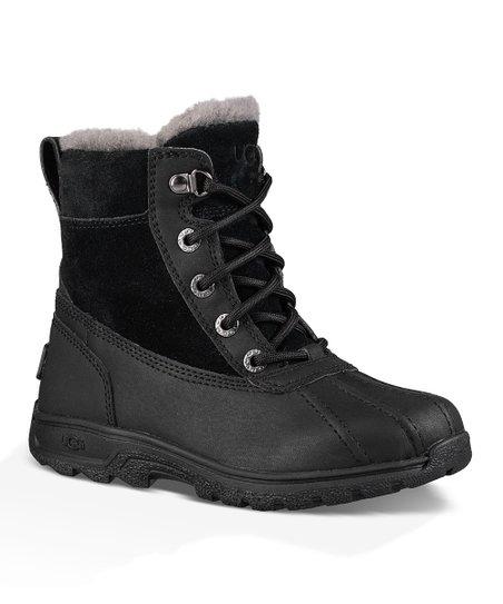 Leggero Waterproof Leather Duck Boot