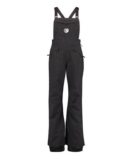 9b3a17f2c6 ONeill Black 88 Shred Bib Pants - Women