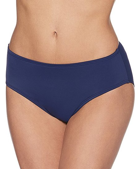 0fda8028194c2 love this product Navy High Tide High-Waist Bikini Bottoms - Women