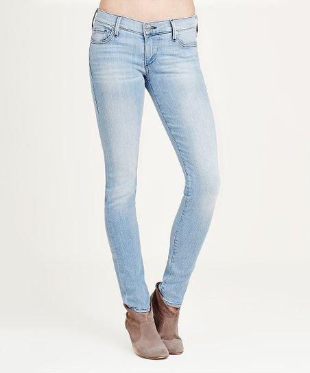 67a830892 True Religion Drifter Destructed Stella Skinny Jeans - Women