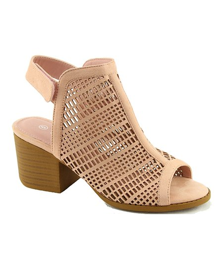 3bfa3790e51 love this product Pink Addie Peep-Toe Sandal - Women