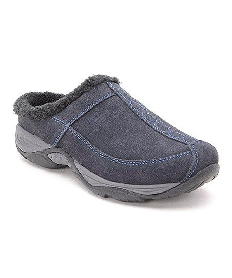 b7e8b76226 love this product Paris Blue   Black Exchange Suede Slip-On Sneaker - Women