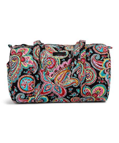 love this product Parisian Paisley Small Duffel Bag c461ca38541f7