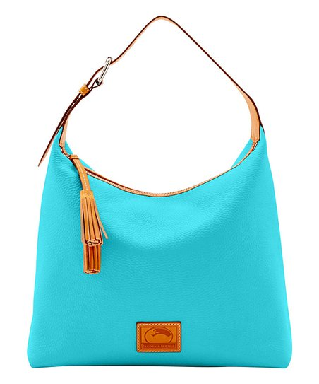 739f7ab8e Dooney & Bourke Calypso Large Paige Sac Leather Hobo | Zulily