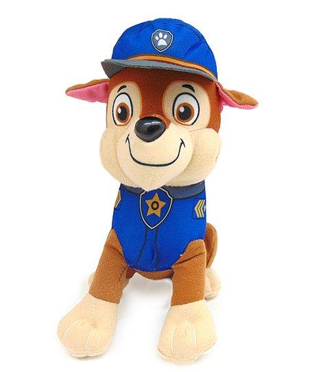 Nanco Paw Patrol Chase 10 Plush Toy Zulily